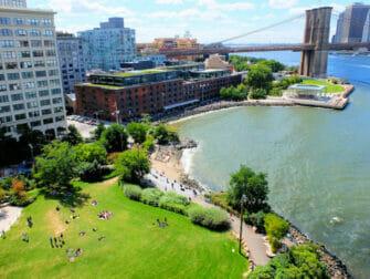 Parques em Nova York - Brooklyn Bridge Park