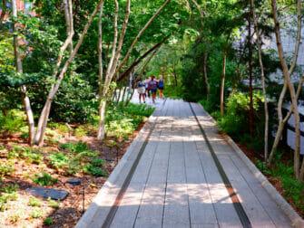 Parques em Nova York - High Line Park