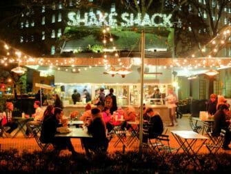 Shake Shack em Nova York
