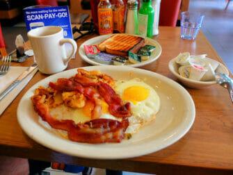 Westway Diner Café da Manhã
