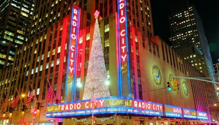 Natal em Nova York - Radio City Christmas Spectacular Nova York