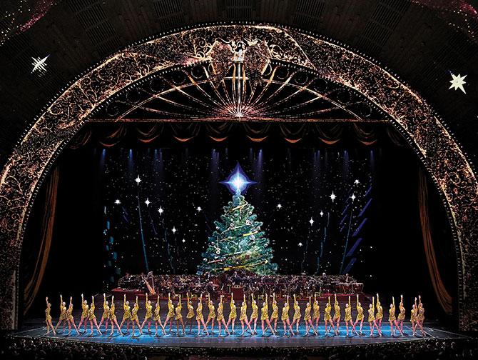 Clima de Natal em Nova York - Christmas Spectacular