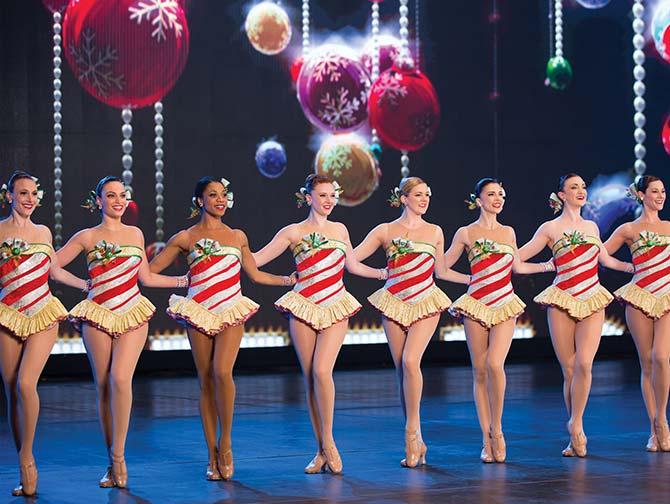 Ingressos para Radio City Christmas Spectacular - Rockettes
