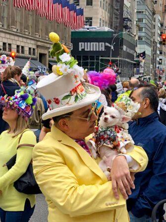 Páscoa em Nova York - Desfile de Páscoa