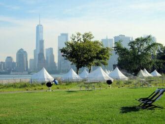 Memorial Day em Nova York - Governors Island