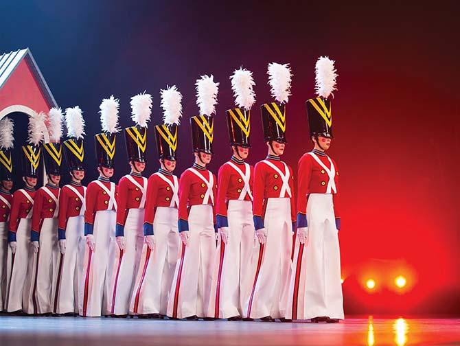 Ingressos para Radio City Christmas Spectacular - Soldados de brinquedo