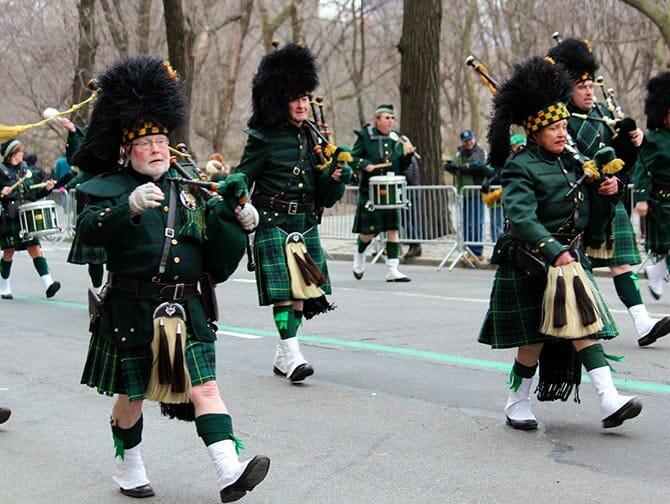 St Patricks em Nova York