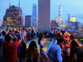 Os melhores bares em cobertura de Nova York - Jimmy