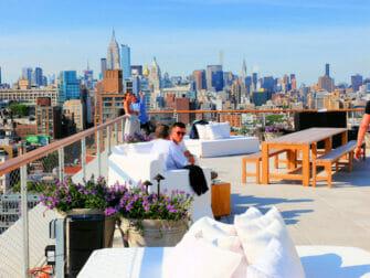 Os melhores bares em coberturas de Nova York - The Roof at PUBLIC