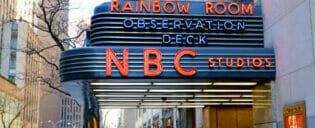 NBC Studios em Nova York