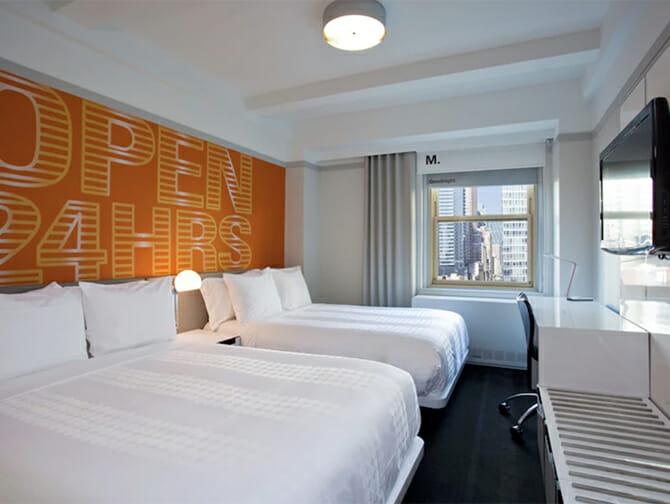 Row NYC hotel em Nova York