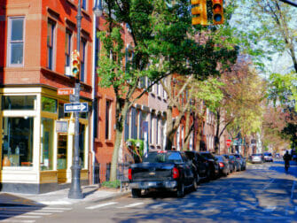 Greenwich Village em Nova York