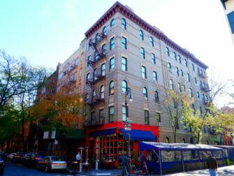 Greenwich Village em Nova York - Grove e Bedford