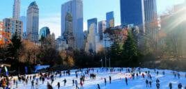 Dia de Ano Novo em Nova York