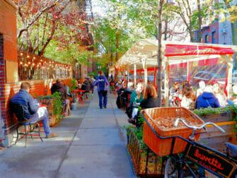 Greenwich Village em Nova York - The Village