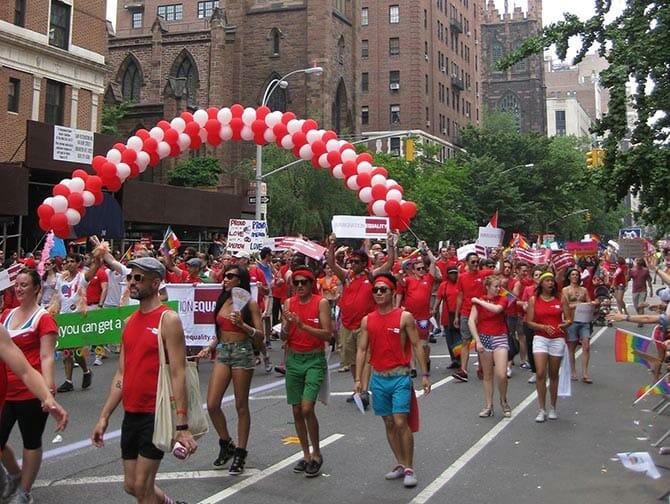 Gay Pride em Nova York