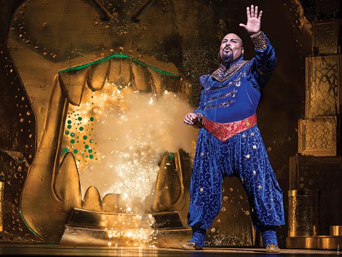 Ingressos para Aladdin na Broadway - Gênio