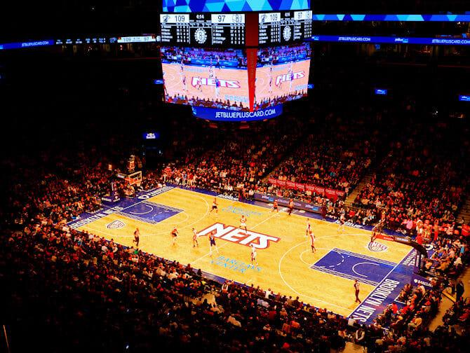 Ingressos para Brooklyn Nets - O jogo