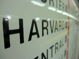 Passeio de Nova York para Boston - Harvard