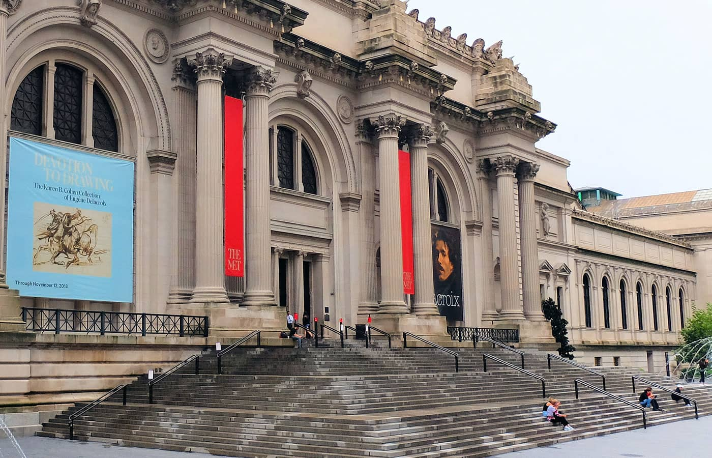 Diferença entre New York Sightseeing Flex Pass e Sightseeing Day Pass - The Met