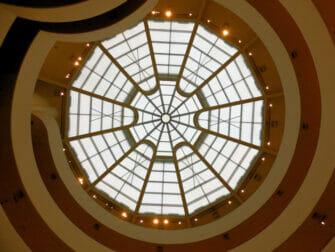 Guggenheim Museum em Nova York - Interior