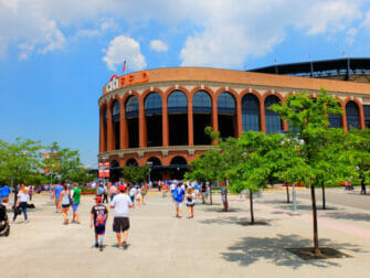 Ingressos para os New York Mets - Estádio