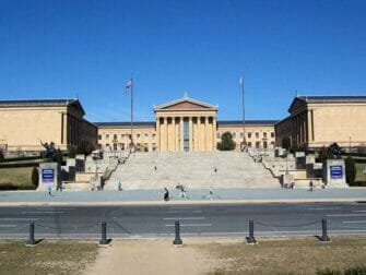 New York to Amish Country Philadelphia and Washington D C  2 day trip Philadelphia Museum of Art