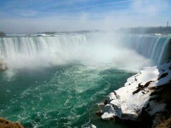 Excursão de avião de Nova york para Niagara Falls