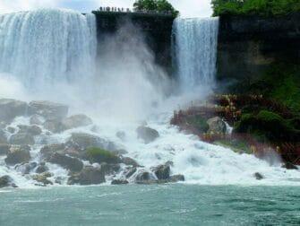 Passeio de Nova York para Niagara Falls de 2 dias - Bride Veil Falls