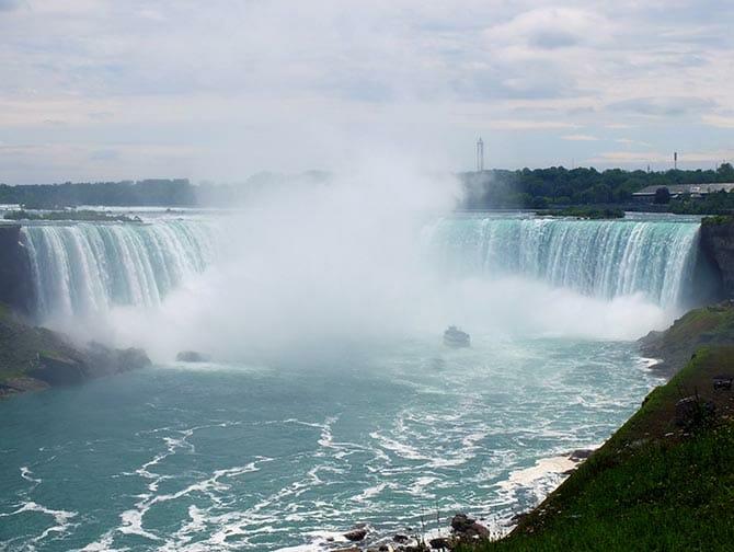 Passeio de Nova York para Niagara Falls de 2 dias