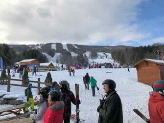 Esqui ou Snowboard em Nova York - Hunter Mountain