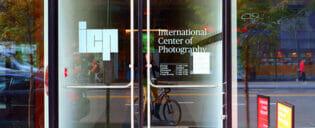 The International Center of Photography em Nova York