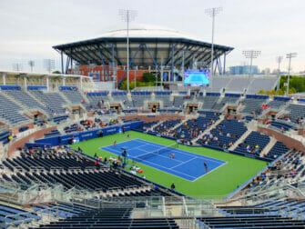 Ingressos para o US Open Tennis - Arthur Ashe Stadium do Grandstand