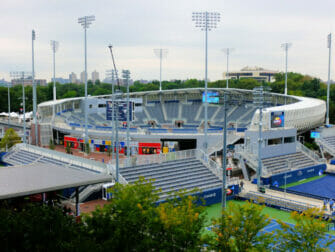 Ingressos para o US Open Tennis - Grandstand Stadium