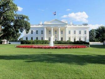 Passeio de Ônibus para Washington DC - Casa Branca