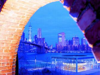 Brooklyn Bridge Park em Nova York - Empire Stores