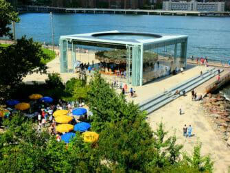 Brooklyn Bridge Park em Nova York - Jane's Carousel
