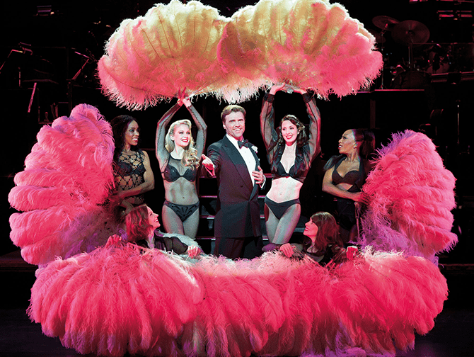 Ingressos para Chicago na Broadway - Billy Flynn