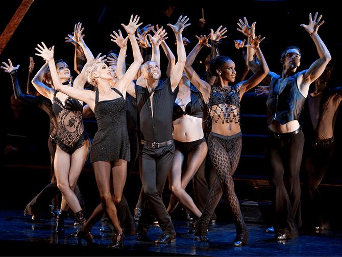 Ingressos para Chicago na Broadway - Elenco