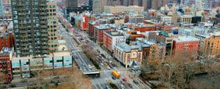 Lower East Side em Nova York