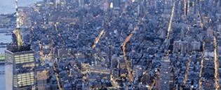Passeio de helicóptero noturno com cruzeiro em Nova York