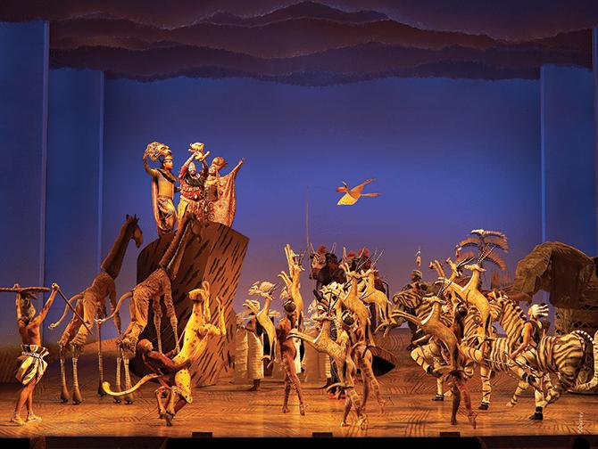 Ingressos para O Rei Leão na Broadway - The Circle of Life