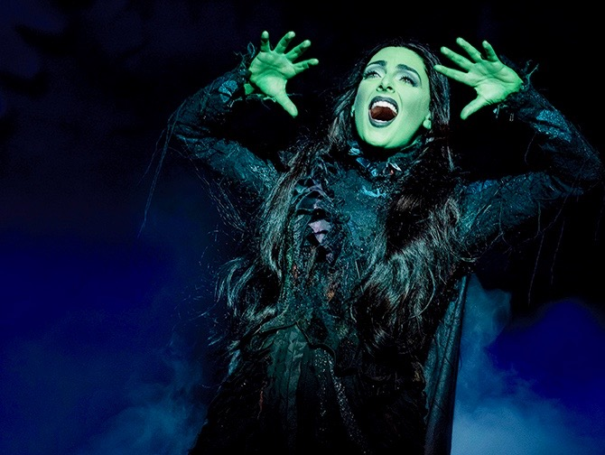 Ingressos para Wicked na Broadway - Elphaba