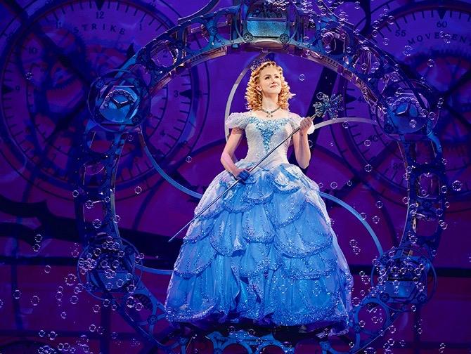 Ingressos para Wicked na Broadway- Glinda