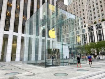 Electrônicos e Gadgets em Nova York - Apple Store