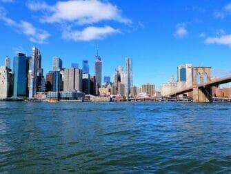 New York Pizza Tour pelo Brooklyn e Coney Island - Brooklyn Bridge Park