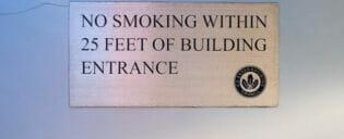Fumar em Nova York