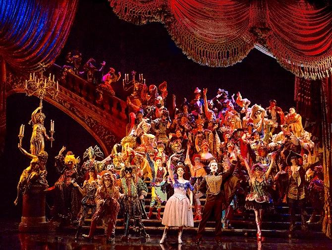 Ingressos para O Fantasma da Ópera na Broadway - Masquerade