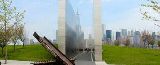 Empty Sky Memorial em Nova Jersey