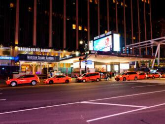 Madison Square Garden em Nova York - Outdoor